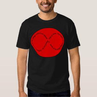 recursion through negation t shirt