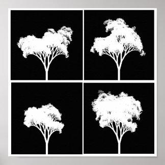 Recursive trees poster