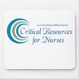 Recursos críticos para las enfermeras alfombrillas de ratones