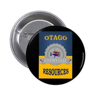 RECURSOS DE OTAGO PIN REDONDO 5 CM