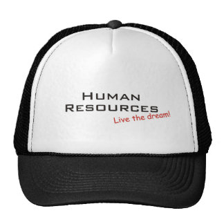 Recursos ideales/humanos gorro