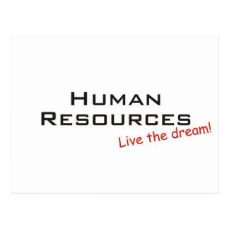 Recursos ideales humanos postal