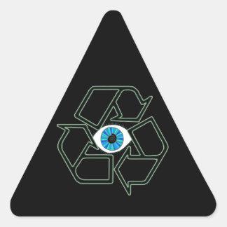 Recycilluminati Colcomanias De Trianguladas