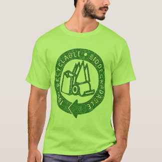 Recyclable and Biodegratable T-Shirt
