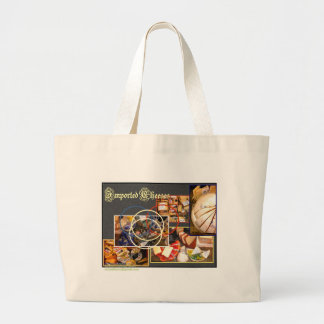 Recyclable Shopping Bag - Imported Cheeses