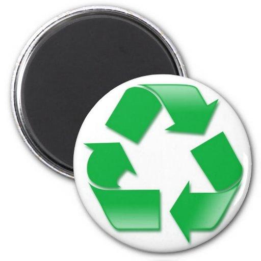 Recycle2 Fridge Magnets
