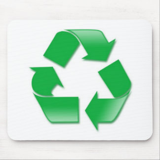 Recycle2 Mouse Pad