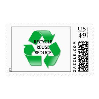 recycle2, RECYCLEREUSEREDUCE Envio