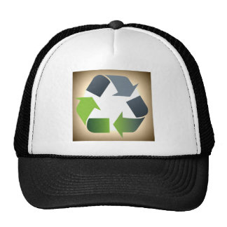 Recycle 1 mesh hats