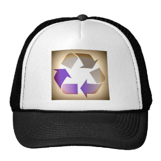 Recycle 2 hats