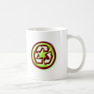 Recycle 4 mugs