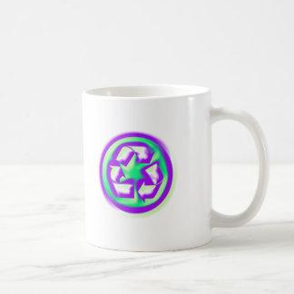 Recycle 5 mugs