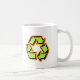 Recycle 7 mugs