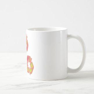Recycle 8 coffee mug