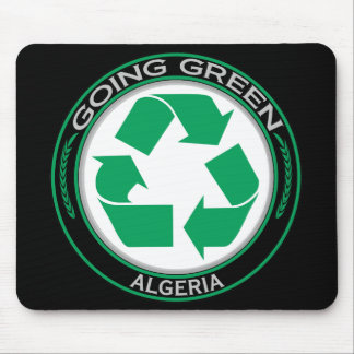 Recycle Algeria Mouse Pad