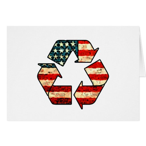 Recycle America Cards