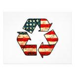 Recycle America Invitation