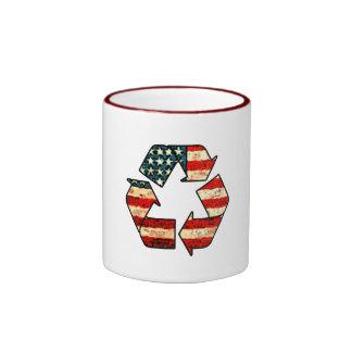 Recycle America Mug