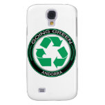 Recycle Andorra Samsung Galaxy S4 Covers
