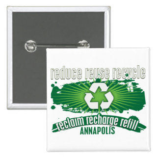 Recycle Annapolis Button