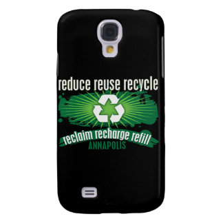 Recycle Annapolis Samsung Galaxy S4 Covers