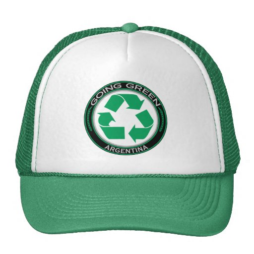 Recycle Argentina Trucker Hat