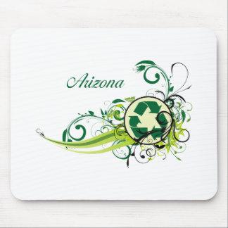 Recycle Arizona Mouse Pad