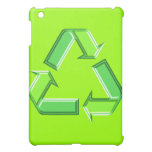 Recycle Arrows Design Cover For The iPad Mini