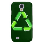 Recycle Arrows Design Galaxy S4 Covers