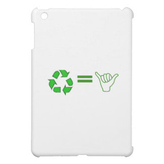 recycle = awesome cover for the iPad mini