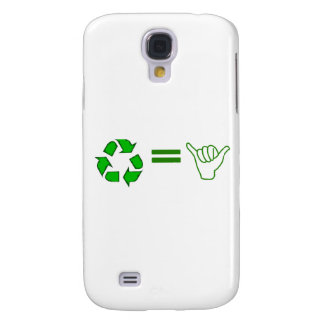 recycle = awesome galaxy s4 cover