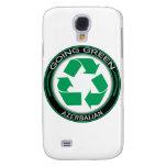 Recycle Azerbaijan Samsung Galaxy S4 Case
