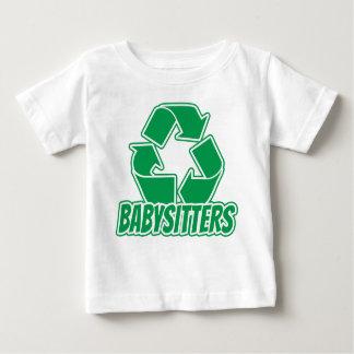 Recycle Babysitter Tee Shirt