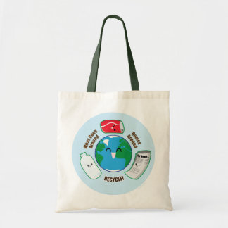 Recycle Canvas Bag