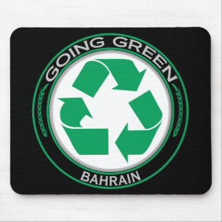 Recycle Bahrain Mouse Pad
