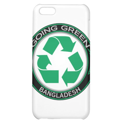 Recycle Bangladesh iPhone 5C Covers