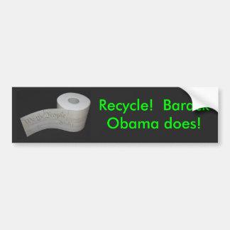 bumper sticker paper