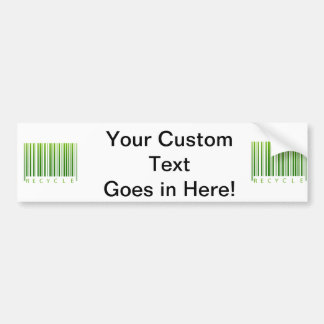 recycle barcode graphic.png bumper stickers