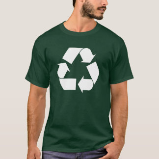 Recycle Basic Dark Shirt