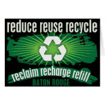 Recycle Baton Rouge Cards