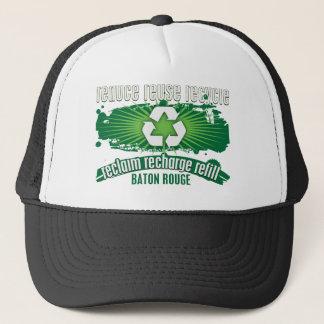 Recycle Baton Rouge Trucker Hat