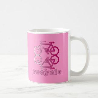 ReCycle Bicycling Products Coffee Mug