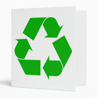Recycle Binder