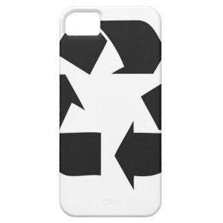 recycle black.jpg iPhone 5 covers