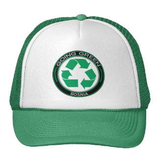 Recycle Bosnia Trucker Hat