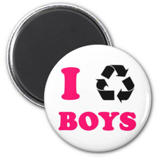 Recycle Boys Full Magnet