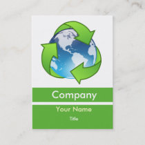 recycle Business Cards