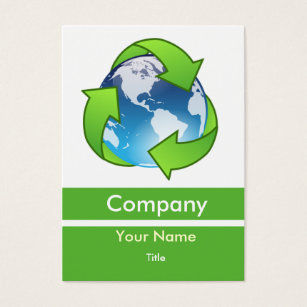 Recycled business cards templates zazzle recycle business cards reheart Gallery