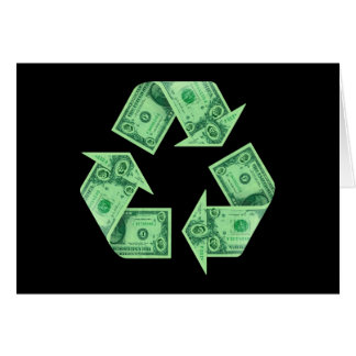 Recycle $ card