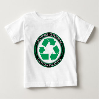 Recycle Cayman Islands Baby T-Shirt